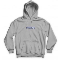 Gronze College Hoodie Ash Grey