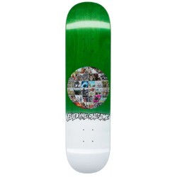 Fucking Awesome Univision Green Deck 8.25