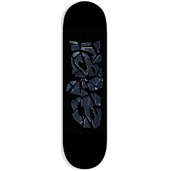 Planche Rave Skateboards Shattered Logo Deck 8.25