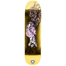 Welcome Skateboards Tranced Son Of Moontrimmer Gold Deck 8.25