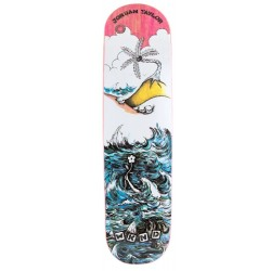 WKND Skateboards Jordan Taylor Water Deck 8.625