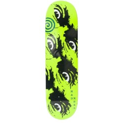 Planche Madness Side Eye R7 Neon Yellow Deck 8.5