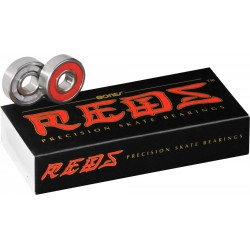 Roulements Bones reds bearings