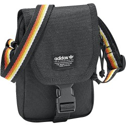 Sacoche Adidas Skateboarding The Map Bag Black
