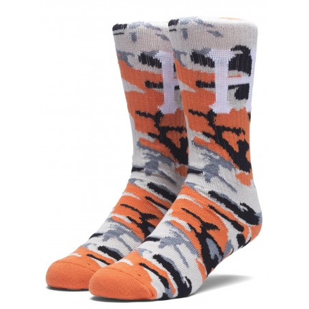 Chaussette Huf Worldwide Camo Classic H Crew Sock