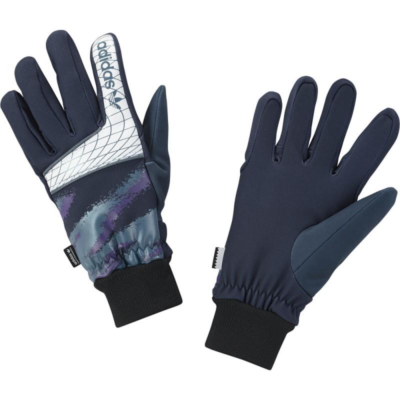 Paire de Gants Adidas Skateboarding Goalie Gloves Navy Teal