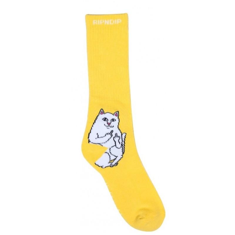 Chaussette Rip N Dip Lord Nermal Socks