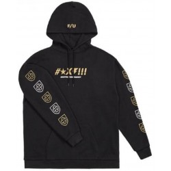 Sweat-Shirt Brixton X Independent Shine Hoodie Black